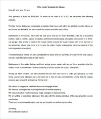 31+ Offer Letter Templates  Free Word, PDF Format ...