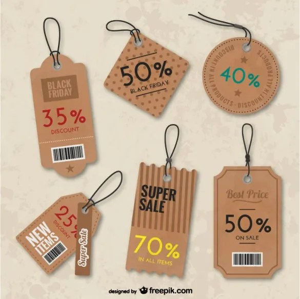 for sale tags templates - Romeolandinez - sale tag template