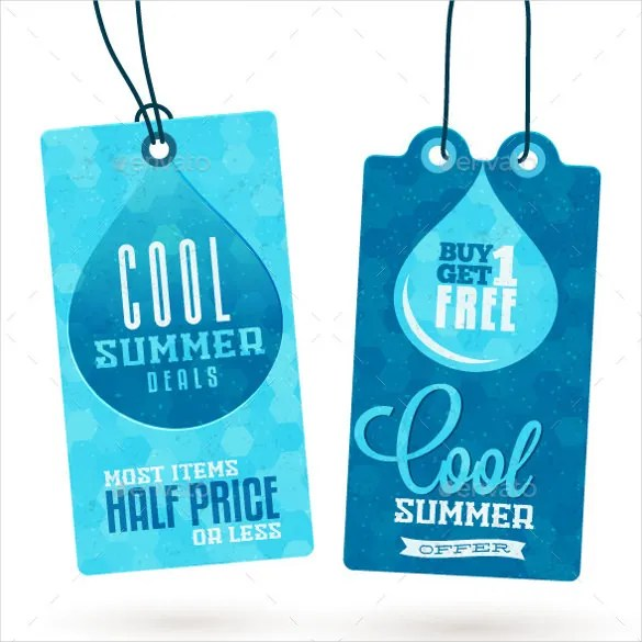 24+ Hang Tag Template Templates \u2013 Free Sample, Example Format - sale tag template