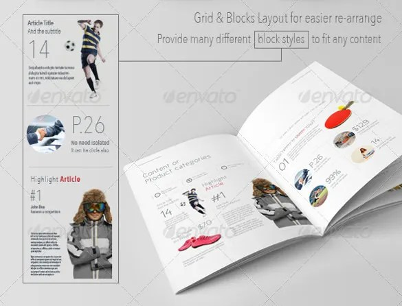 58+ PSD Catalogue Templates - PSD, Illustrator, EPS, Indesign, Word