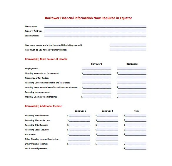 Financial Spreadsheet Template - 8+ Free Excel, PDF Documents - finance spreadsheet templates