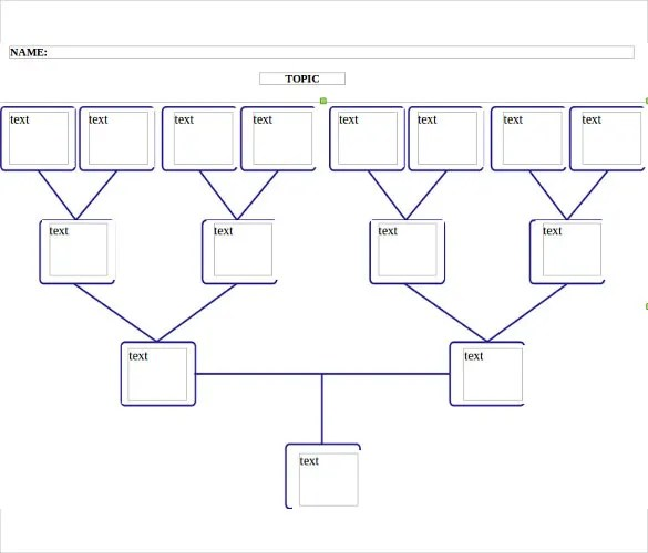 family tree on word - Josemulinohouse - ms office family tree