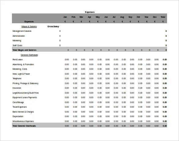 accounting spreadsheet examples - Boatjeremyeaton - Accounting Worksheet Template