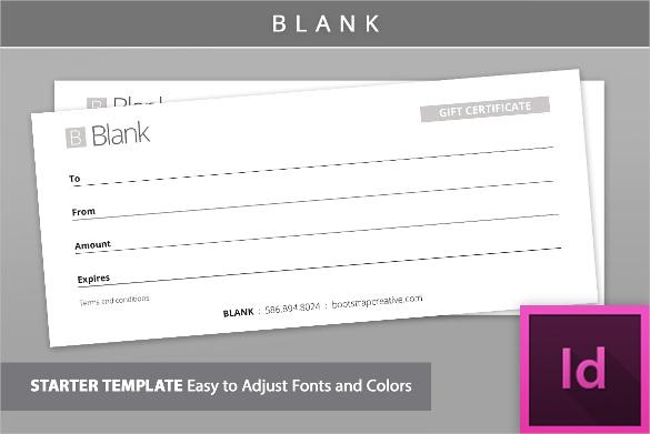 33+ Blank Certificate Template - Free PSD, Vector EPS, AI, Format - certificate design format