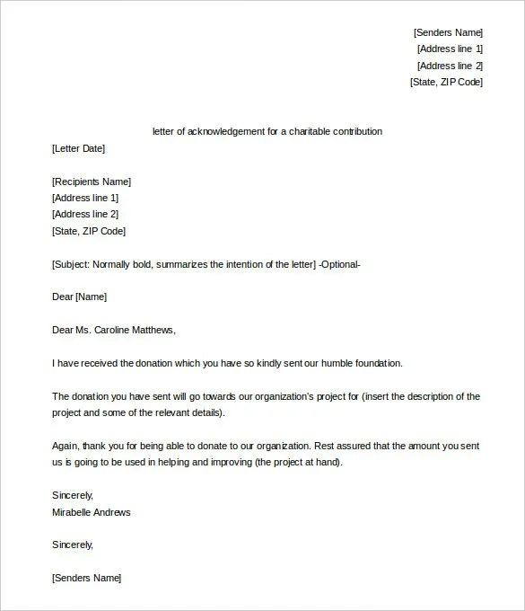 Sample Resume Project Work Acknowledgement Format | Job Cover Letter ...