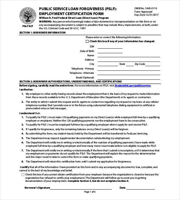 40+ Employment Certificates - PDF, DOC Free  Premium Templates - employee certificate sample
