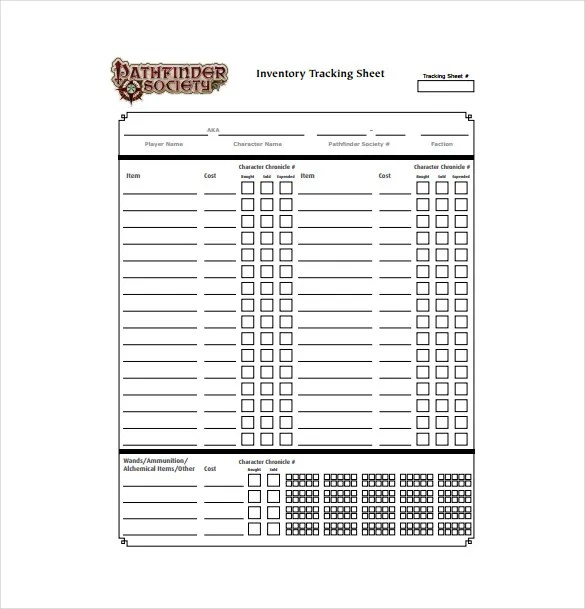 Inventory Spreadsheet Template - 48+ Free Word, Excel Documents - inventory spreadsheet samples