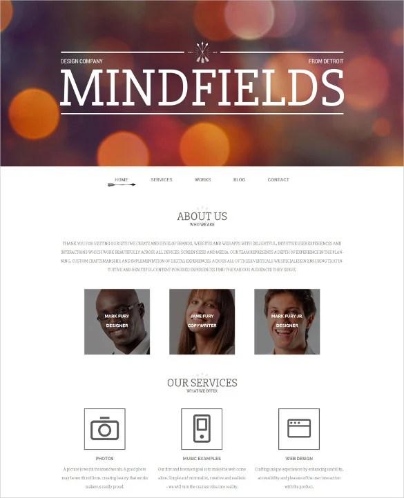 company portfolio template - Goalgoodwinmetals