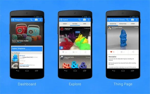 41+ Android App Designs with Beautiful Interface Free  Premium