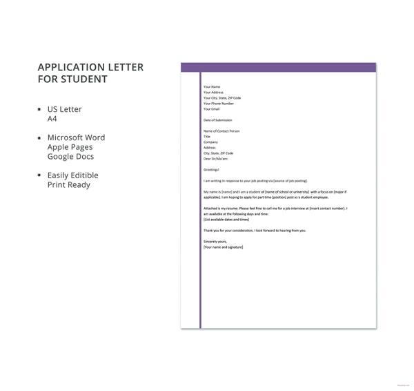 11+ School Application Templates - PDF, DOC Free  Premium Templates - admission forms for schools