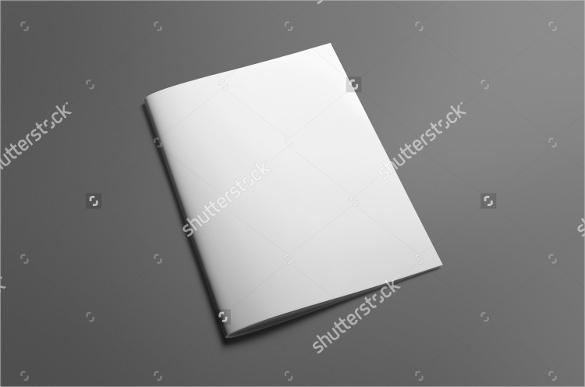 Blank Brochure Template \u2013 18+ Free PSD, Vector EPS, AI, Format