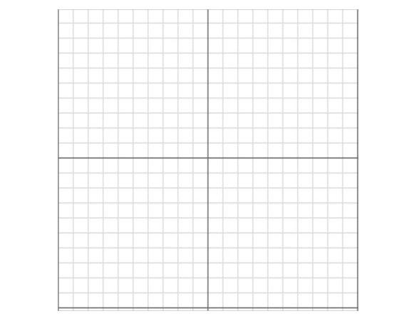 bar graph on graph paper