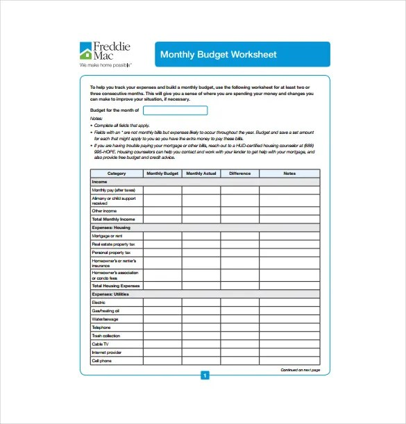 12+ Blank Spreadsheet Templates - PDF, DOC, Pages, Excel Free