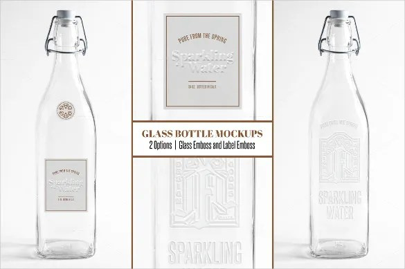 25+ Water Bottle Label Templates -Free Sample, Example Format
