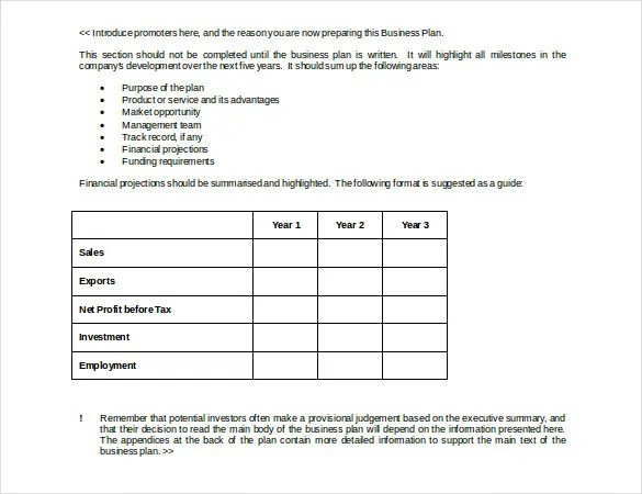 Business Strategy Template \u2013 14+ Word, PDF, PPT Documents Download