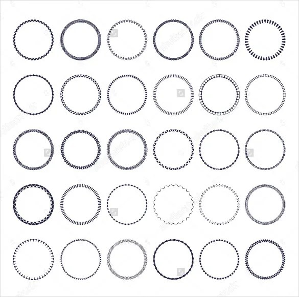 27+Round Label Templates \u2013 Free Sample, Example Format Download