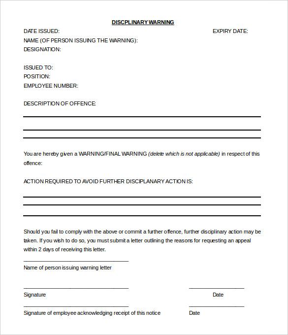 Sample Reply Letter Tardiness Memo |