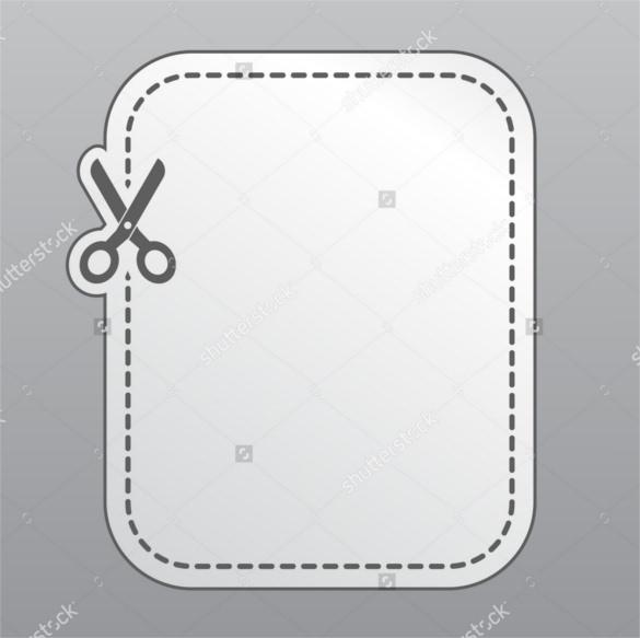 Blank Coupon Templates \u2013 24+ Free PSD, Word, EPS, JPEG Format