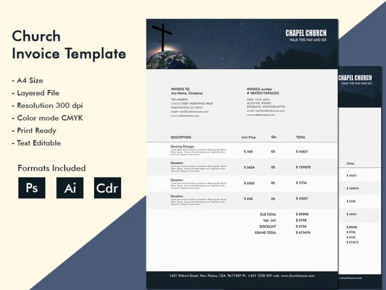 sample invoices pdf