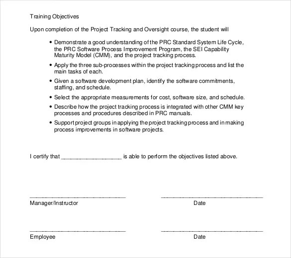 13+ Training Strategy Templates \u2013 Free Sample, Example, Format