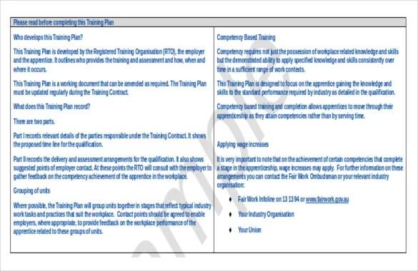 13+ Training Strategy Templates \u2013 Free Sample, Example, Format