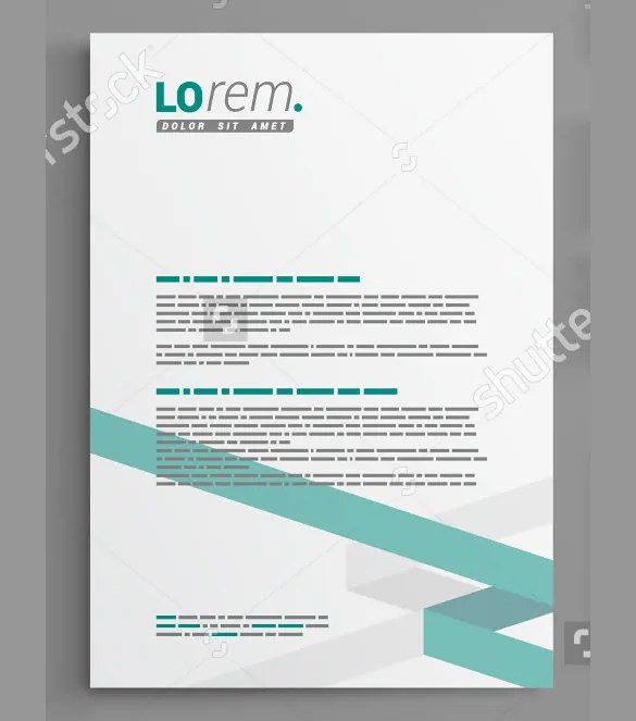 29+ Corporate Letterhead Templates - DOC, PSD Free  Premium Templates