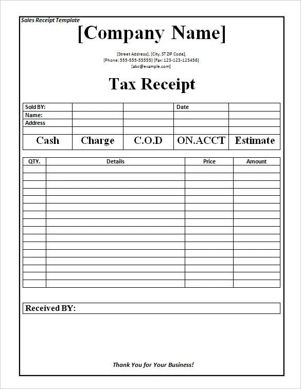 receipt doc - Romeolandinez - Cash Receipt Template Pdf
