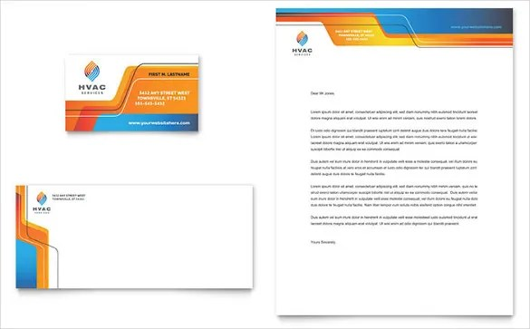 Construction Company Letterhead Template - 9+ Free Word, PDF
