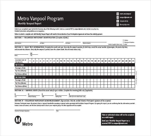19+ Monthly Report Template - Free Sample, Example, Format Download