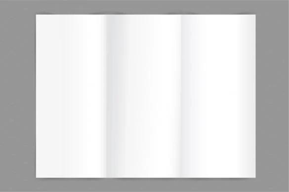 Blank Flyer Templates - free blank flyer templates