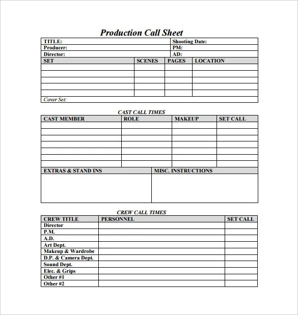 sales call sheet template - Onwebioinnovate