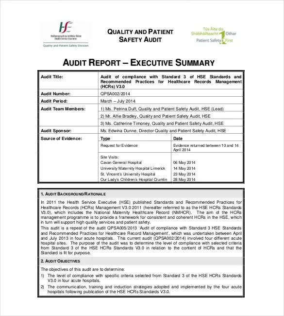 Summary Report Templates - 9+ Free Sample, Example, Format - sample meeting summary template