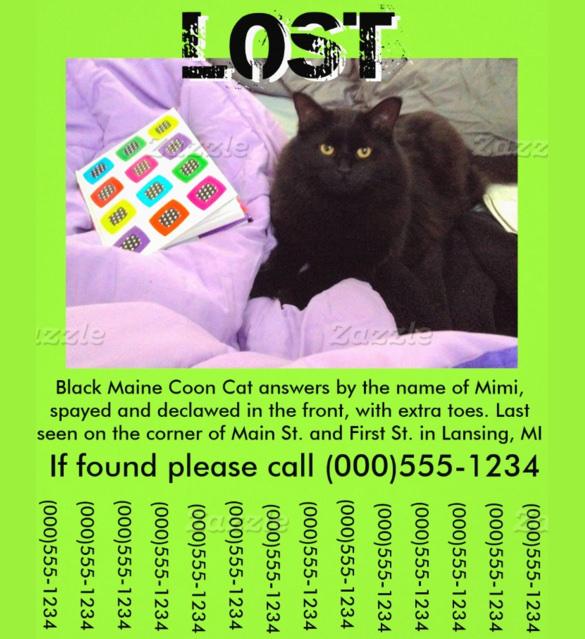 lost dog flyer - Jolivibramusic - lost pet flyer template free