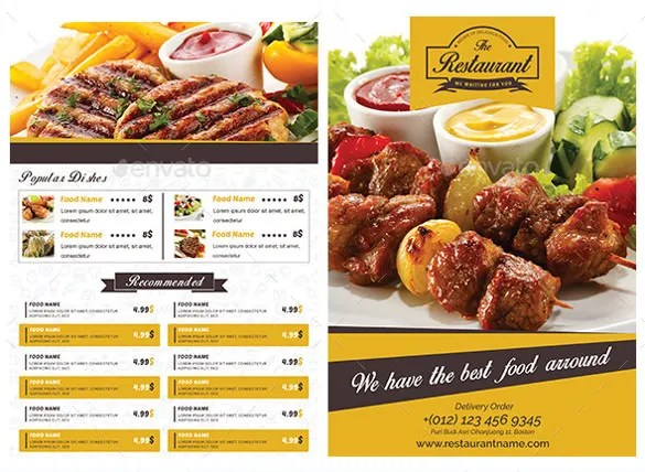 food flyers design - Goalgoodwinmetals