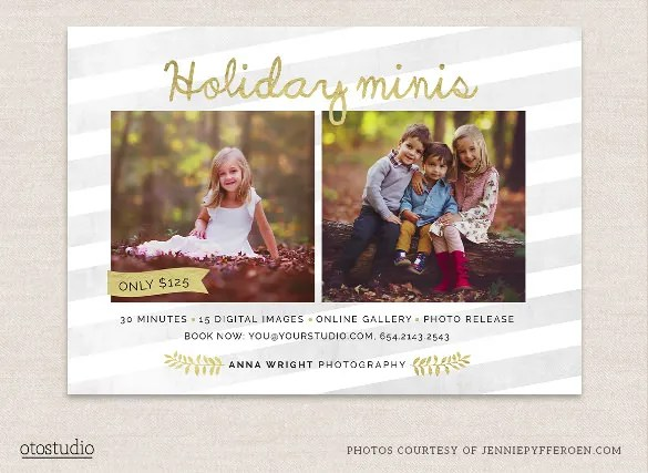 24 + Holiday Flyer Templates - JPG, PSD, Word, EPS Formats Free