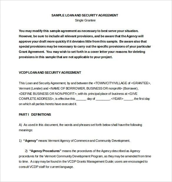 Doc12751650 Draft Loan Agreement Template Loan Agreement – Loan Agreement Draft