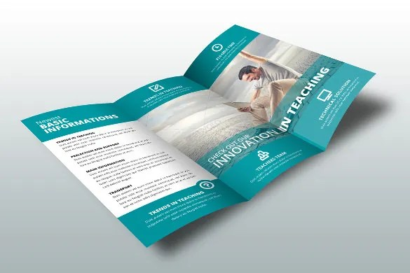 Education Brochure Template - 25+ Free PSD, EPS, Indesign Format