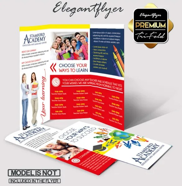 Tri Fold Brochure Templates - 45+ Free Word, PDF, PSD, EPS, InDesign - create tri fold brochure