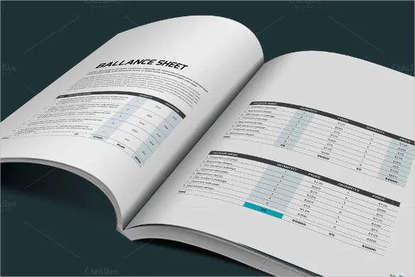 Annual Report Template - 40+ Free Word, PDF Documents Download - annual report template