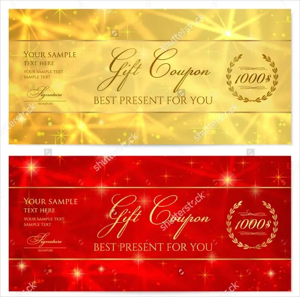 Coupon birthday gift template - Kroger coupons dallas tx - sample birthday gift certificate template