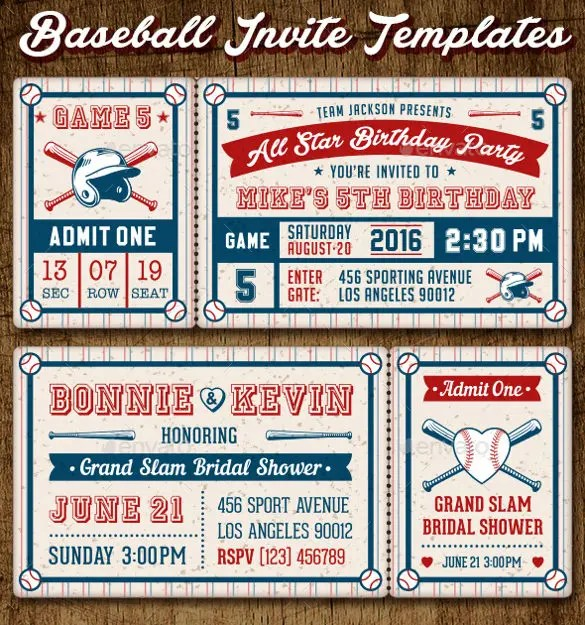 Ticket Invitation Template - 59+ Free PSD, Vector EPS, AI, Format - admit one ticket template free