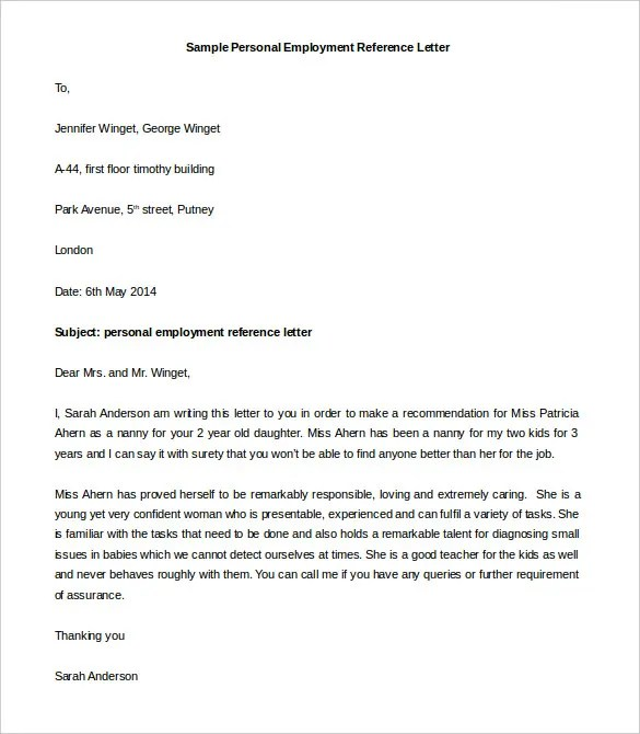 sample personal business letter - Ozilalmanoof - personal business letter