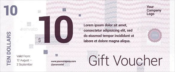 Coupon Voucher Design Template - 39+ Free Word, JPG, PSD, Format - Lunch Voucher Template