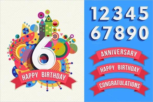 23+ Birthday Poster Templates \u2013 Free Sample, Example, Format