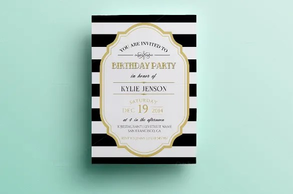 15+ Birthday Program Template - Free Sample, Example, Format - sample program templates