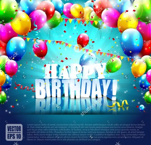 21+ Birthday Backgrounds \u2013 Free Sample, Example, Format Download