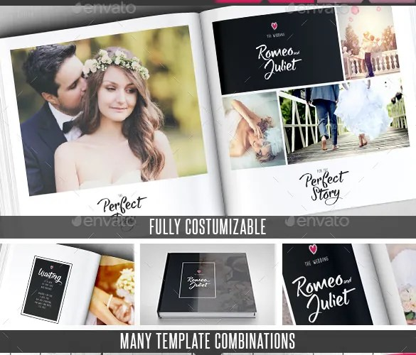 45+ Wedding Album Design Templates - PSD, AI, InDesign Free