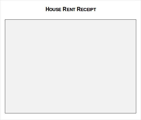 Rental Receipt Template - 39+ Free Word, Excel, PDF Documents