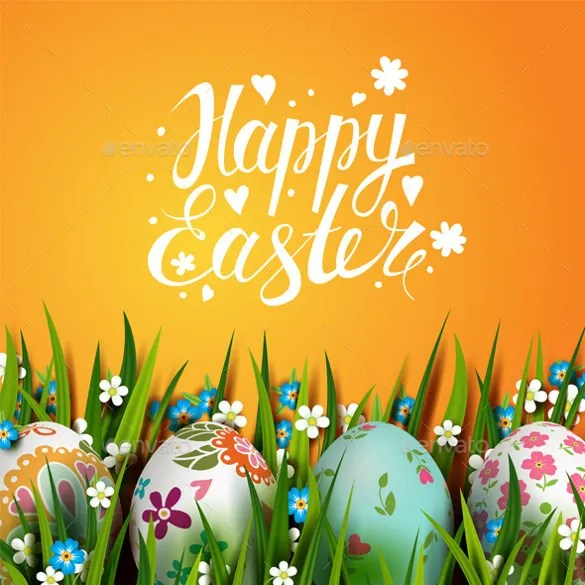 28+ Easter Card Templates - PSD, AI, Vector EPS Free  Premium