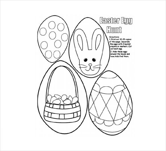 free egg template - Mendicharlasmotivacionales